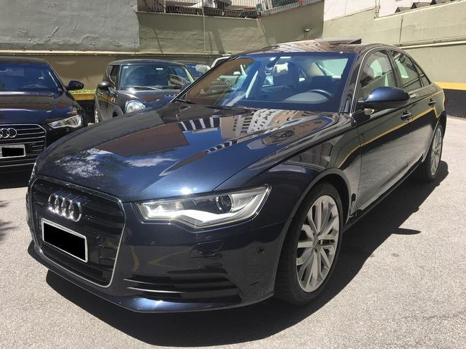 AUDI A6 3.0 TFSI QUATTRO V6 24V GASOLINA 4P TIPTRONIC 2011/2011
