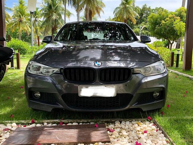 BMW 320i 2.0 SPORT 16V TURBO ACTIVE FLEX 4P AUTOMÁTICO 2016/2017