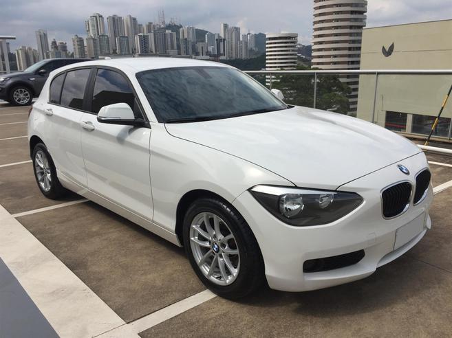 BMW 116i 1.6 1A11 16V TURBO GASOLINA 4P AUTOMÁTICO 2012/2013