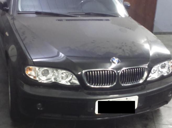 BMW 325i 2.5 SEDAN 24V GASOLINA 4P AUTOMÁTICO 2001/2001