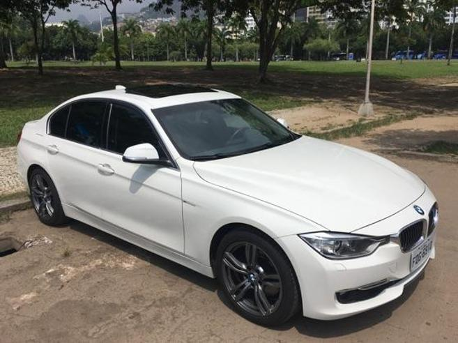 BMW 328i 2.0 LUXURY SEDAN 16V GASOLINA 4P AUTOMÁTICO 2012/2013