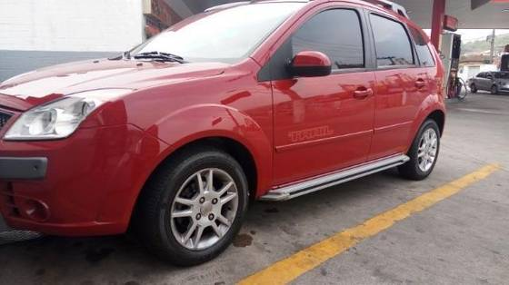 Pre U00e7o Do Ford Fiesta 2008 1 6 Mpi Trail Hatch 8v Flex 4p