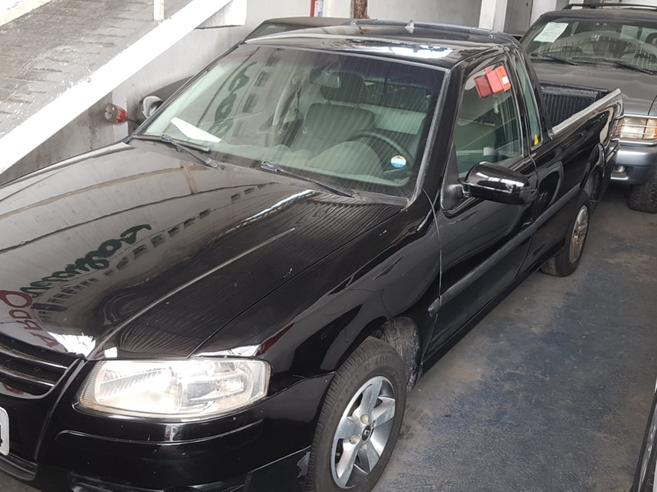 VOLKSWAGEN SAVEIRO 1.6 MI CITY CS 8V FLEX 2P MANUAL G.IV 2007/2008