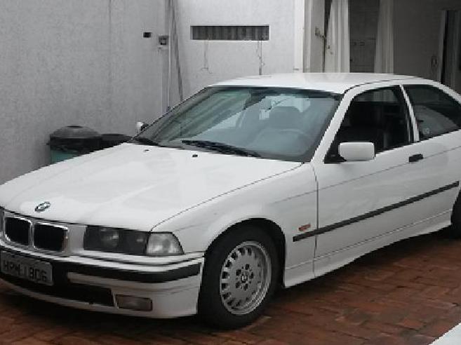BMW 318Ti 1.9 COMPACT TOP 16V GASOLINA 2P MANUAL 1997/1997
