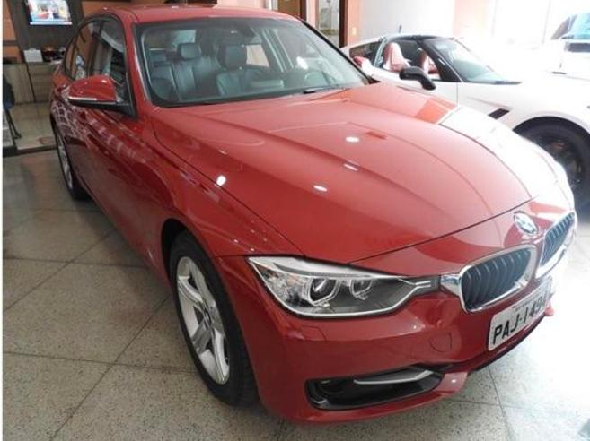 BMW 320i 2.0 16V TURBO ACTIVE FLEX 4P AUTOMÁTICO 2015/2015