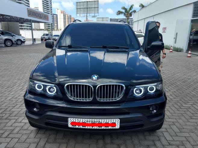 BMW X5 3.0 4X4 24V GASOLINA 4P AUTOMÁTICO 2002/2002
