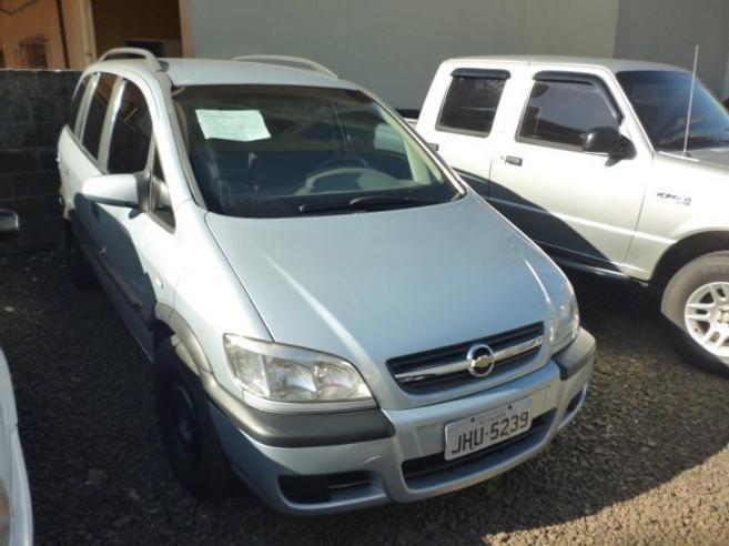 Chevrolet Zafira 20 Mpfi Expression 8v Flex 4p Automtico