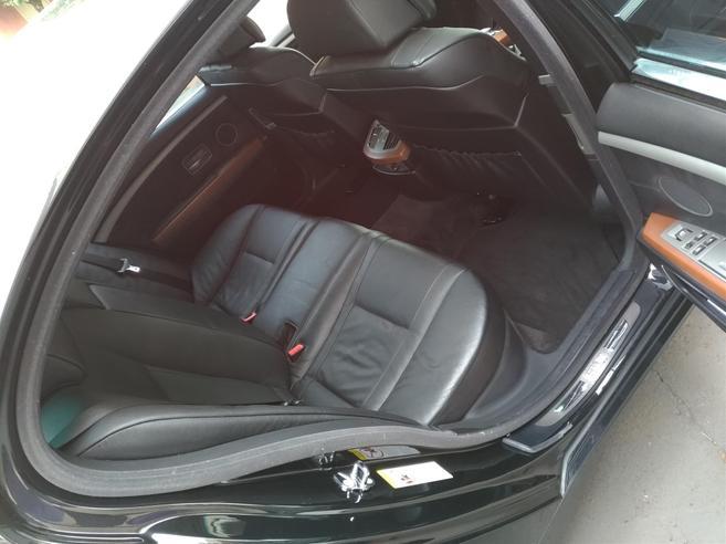 BMW 745i 4.4 SEDAN 32V GASOLINA 4P AUTOMÁTICO 2002/2002