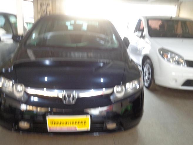 HONDA CIVIC 1.8 LXS 16V FLEX 4P AUTOMÁTICO 2008/2008