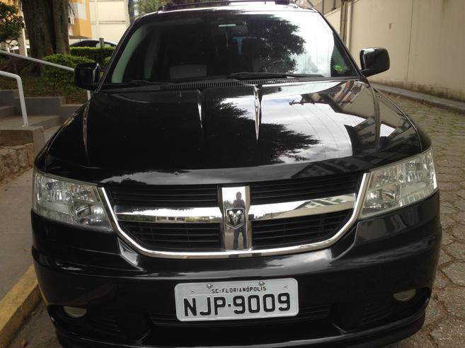 DODGE JOURNEY 2.7 SXT V6 GASOLINA 4P AUTOMÁTICO 2009/2009