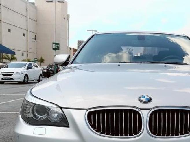 BMW 530i 3.0 TOP SEDAN 24V GASOLINA 4P AUTOMÁTICO 2008/2009