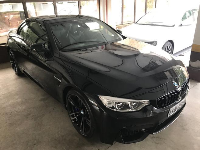 BMW M4 3.0 CABRIO I6 24V GASOLINA 2P AUTOMÁTICO 2015/2015