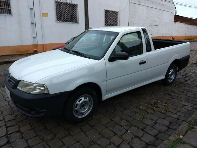 VOLKSWAGEN SAVEIRO 1.6 MI CS 8V GASOLINA 2P MANUAL G.III 2003/2003