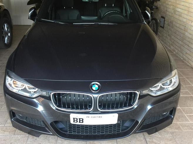 BMW 328i 2.0 M SPORT 16V ACTIVEFLEX 4P AUTOMÁTICO 2015/2015