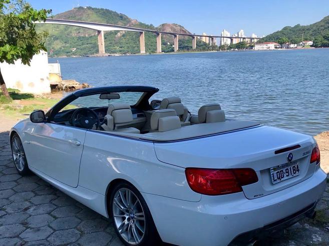 BMW 335i 3.0 CABRIOLET 24V GASOLINA 2P AUTOMÁTICO 2011/2012