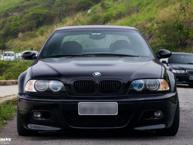 BMW M3 3.2 EVOLUTION (ALEMÃ) 6 CILINDROS 24V GASOLINA 2P MANUAL 2002/2002