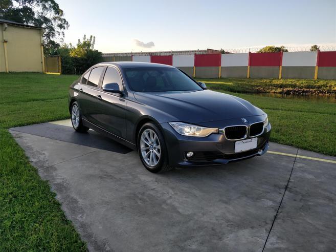 BMW 328i 2.0 PLUS SEDAN 16V GASOLINA 4P AUTOMÁTICO 2012/2013