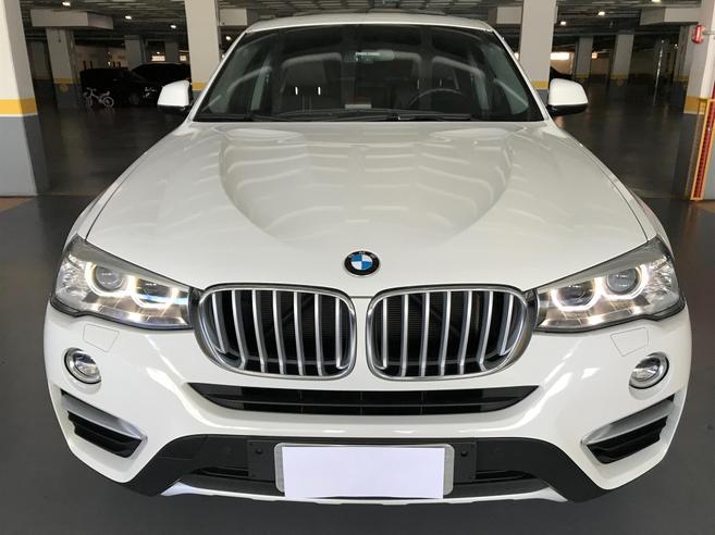 BMW X4 2.0 28I X LINE 4X4 16V TURBO GASOLINA 4P AUTOMÁTICO 2015/2016