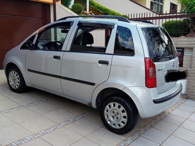 Fiat idea 1 4 mpi elx 8v flex 4p manual webmotors 23041239 for Fiat idea 2006 full 1 8