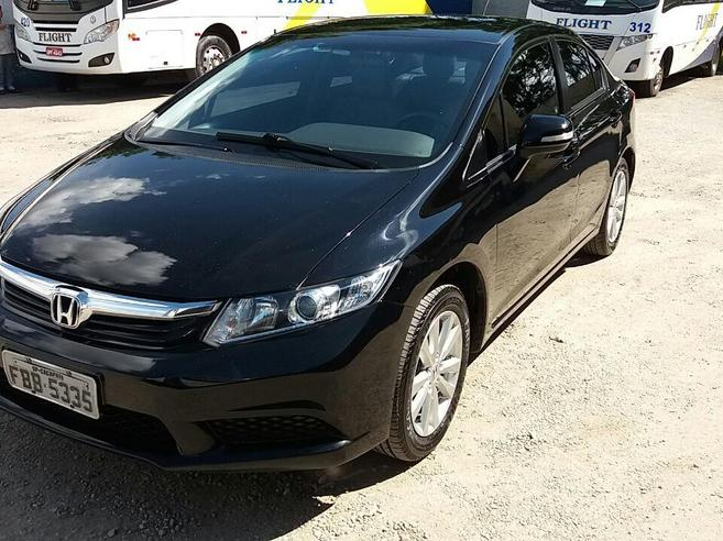 HONDA CIVIC 1.8 LXL SE 16V FLEX 4P MANUAL 2012/2012