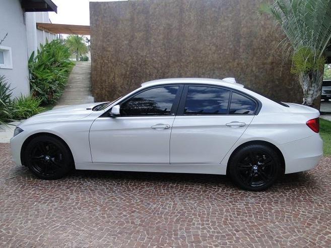 BMW 320i 2.0 SPORT GP 16V TURBO GASOLINA 4P AUTOMÁTICO 2013/2014