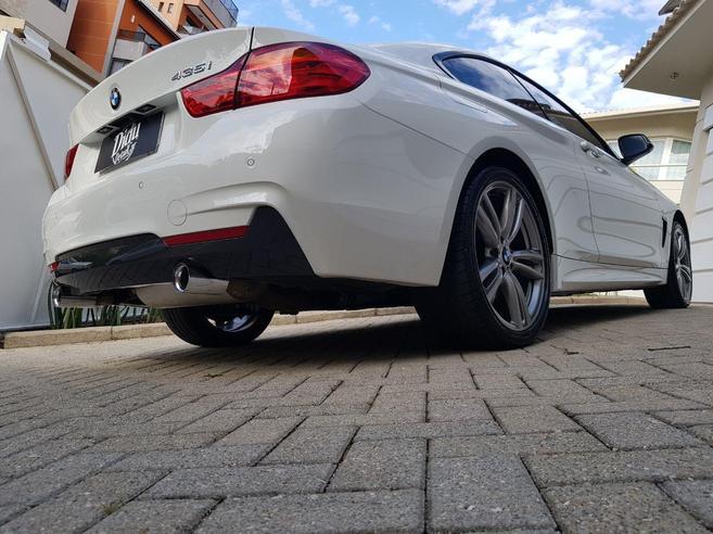 BMW 435i 3.0 M SPORT 24V GASOLINA 2P AUTOMÁTICO 2013/2014