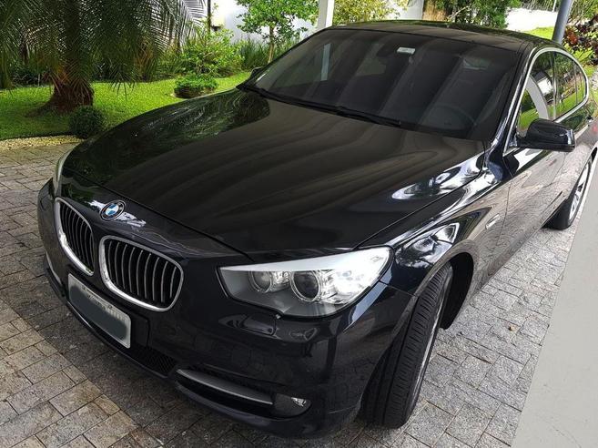 BMW 535i 3.0 GT 24V TURBO GASOLINA 4P AUTOMÁTICO 2010/2011