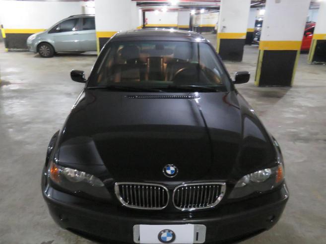 BMW 325i 2.5 SEDAN 24V GASOLINA 4P AUTOMÁTICO 2003/2004