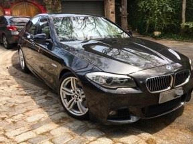 BMW 528i 2.0 M SPORT 16V GASOLINA 4P AUTOMÁTICO 2013/2014