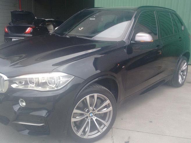 BMW X5 3.0 4X4 M50D I6 TURBO DIESEL 4P AUTOMÁTICO 2016/2017