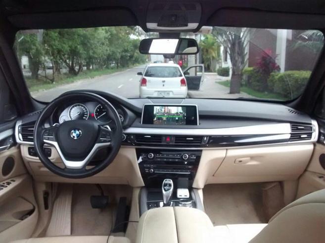 BMW X5 3.0 FULL 4X4 35I 6 CILINDROS 24V GASOLINA 4P AUTOMÁTICO 2014/2014