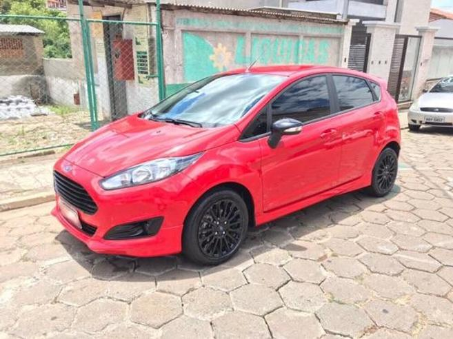 FORD FIESTA 1.6 SPORT HATCH 16V FLEX 4P MANUAL 2015/2016