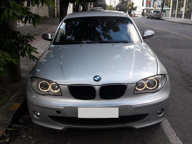 BMW 120i 2.0 HATCH 16V GASOLINA 4P AUTOMÁTICO 2006/2007