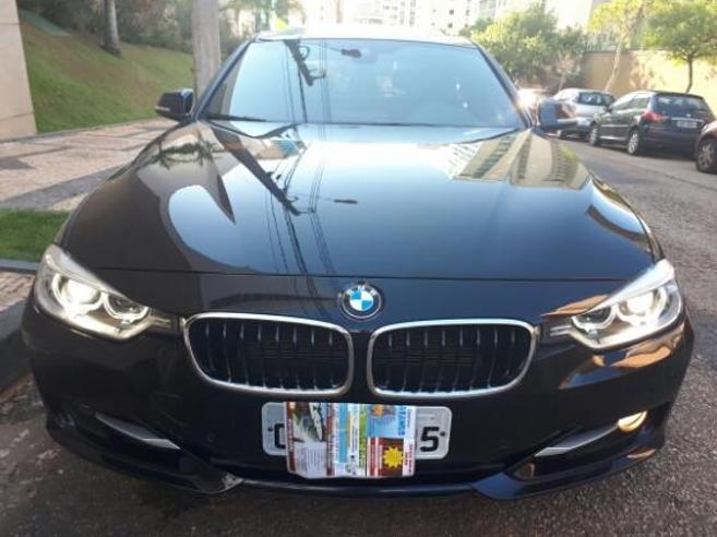 BMW 335i 3.0 SPORT SEDAN 24V GASOLINA 4P AUTOMÁTICO 2012/2013