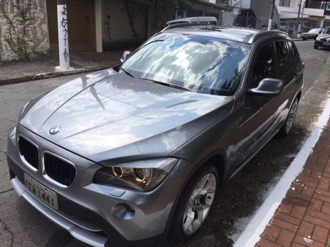 BMW X1 2.0 20I GP 4X2 16V GASOLINA 4P AUTOMÁTICO 2012/2013