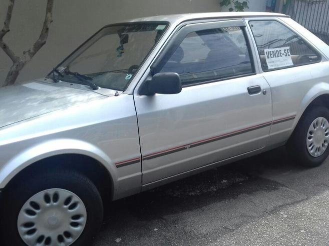 FORD ESCORT 1.6 L 8V GASOLINA 2P MANUAL 1992/1992