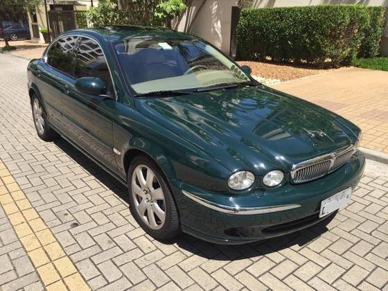 JAGUAR X TYPE 3.0 SE V6 24V GASOLINA 4P AUTOMÁTICO 2003/2004