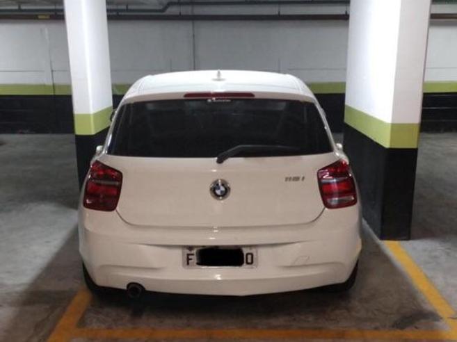 BMW 116i 1.6 16V TURBO GASOLINA 4P AUTOMÁTICO 2012/2013