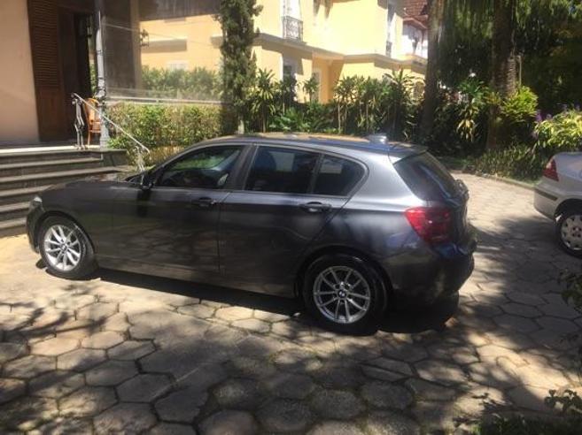 BMW 118i 1.6 16V TURBO GASOLINA 4P AUTOMÁTICO 2014/2014