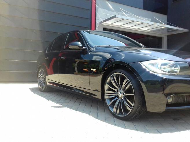 BMW 320i 2.0 16V GASOLINA 4P AUTOMÁTICO 2006/2006
