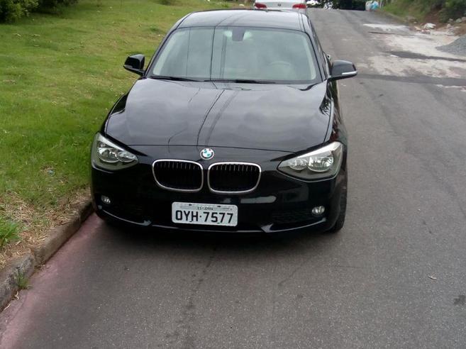 BMW 116i 1.6 16V TURBO GASOLINA 4P AUTOMÁTICO 2013/2014