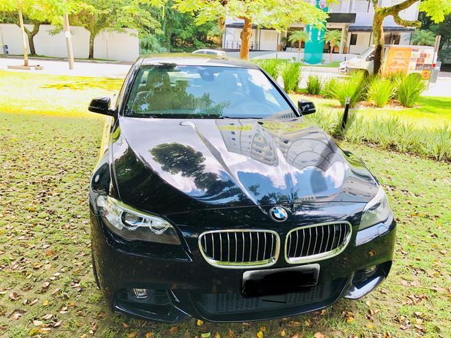 BMW 535i 3.0 M SPORT 24V GASOLINA 4P AUTOMÁTICO 2016/2016