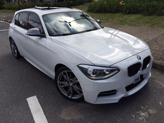 BMW M 135i 3.0 24V TURBO GASOLINA 4P AUTOMÁTICO 2013/2013