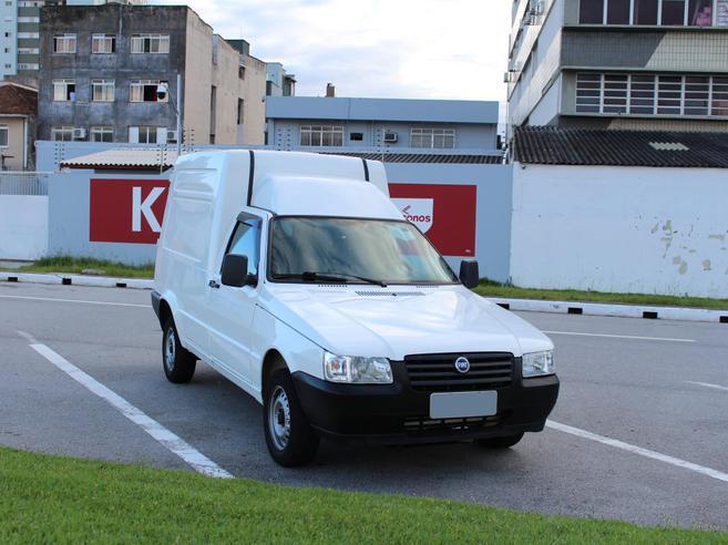 FIAT FIORINO 1.3 MPI FURGÃO 8V FLEX 2P MANUAL 2008/2008
