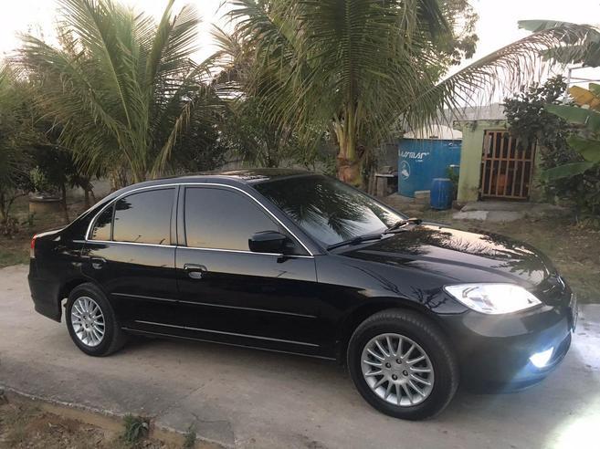 HONDA CIVIC 1.7 EX 16V GASOLINA 4P AUTOMÁTICO 2005/2005
