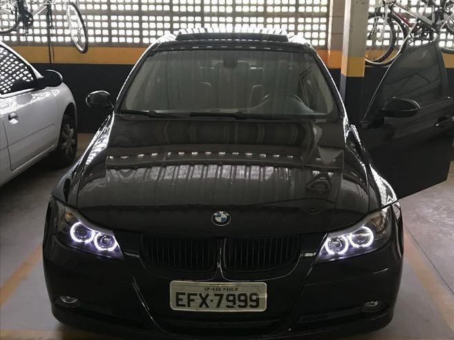 BMW 320i 2.0 16V GASOLINA 4P AUTOMÁTICO 2008/2008