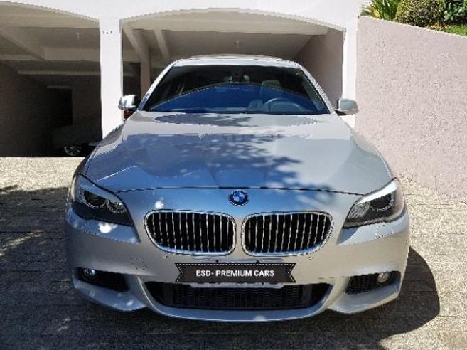 BMW 535i 3.0 M SPORT 24V GASOLINA 4P AUTOMÁTICO 2013/2013
