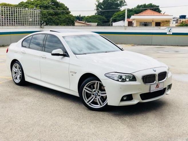 BMW 535i 3.0 M SPORT 24V GASOLINA 4P AUTOMÁTICO 2015/2016
