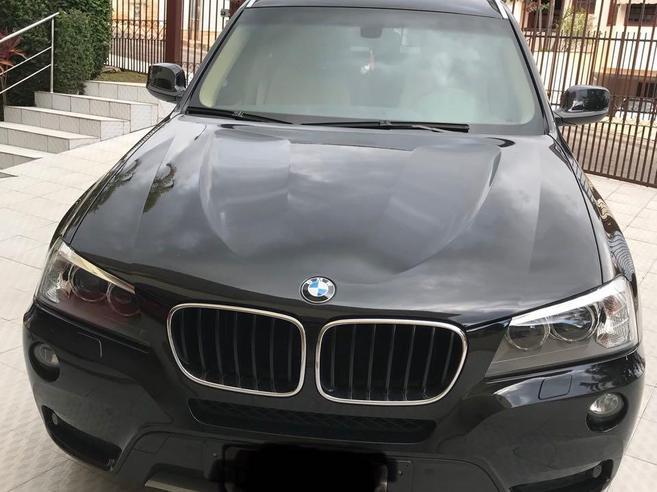 BMW X3 2.0 20I 4X4 16V GASOLINA 4P AUTOMÁTICO 2014/2014