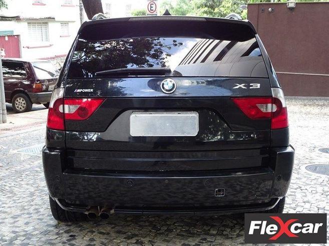 BMW X3 3.0 SPORT 4X4 24V GASOLINA 4P AUTOMÁTICO 2005/2005